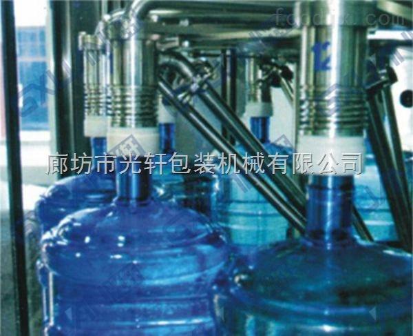 桶装水灌装机,桶装水生产设备