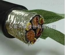 BPYJVPP2铜丝编织铜带绕包屏蔽变频电力电缆