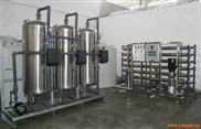 小型纯净水设备 单级反渗透纯净水设备
