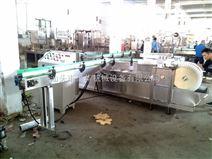直線式全自動對夾式洗瓶機生產線