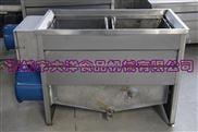 自动恒温油炸机|油水混合油炸锅|电加热油炸机