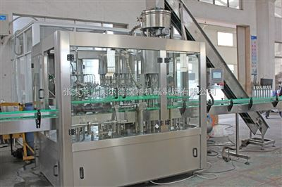 RGF 24-24-8玻璃瓶果汁饮料灌装机