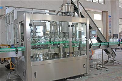 RGF 24-24-8玻璃瓶果汁飲料灌裝機