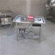 SZ-8-手动盐水注射机 平台盐水注射机 腌制入味