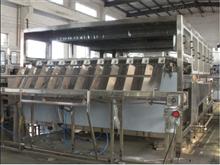 QGF全自动山泉水生产线,大桶全自动山泉水灌装机