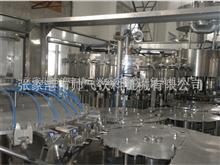 DGCF系列汽水三合一灌装机