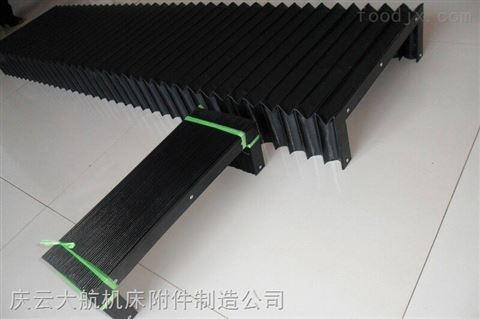 佛山数控机床风琴式防护罩