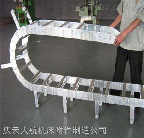 机床钢铝拖链''质''在四方