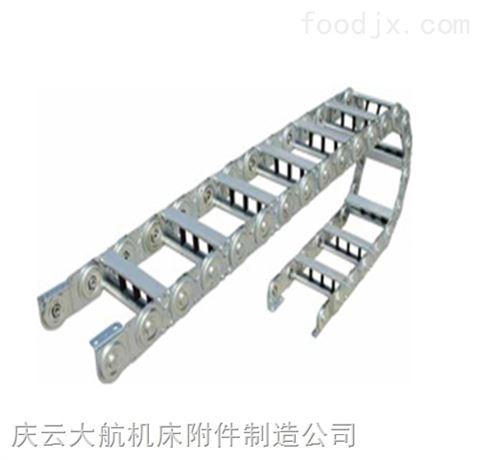 新品电缆承重型钢制拖链【无处不在】