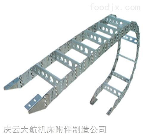 机床桥式钢制拖链*价格