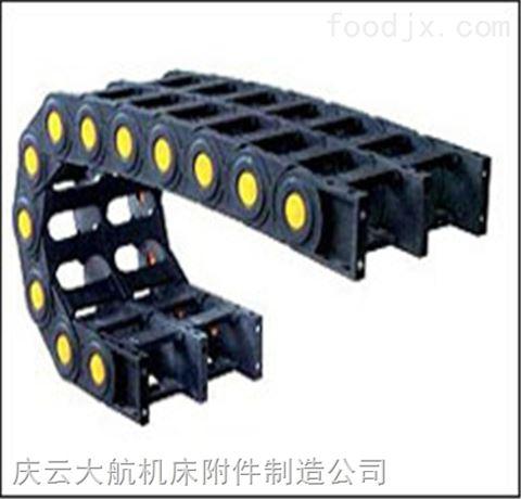 数控车床工程塑料拖链厂家