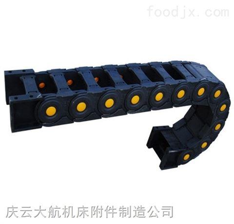 搬运机械承重型工程塑料拖链厂家