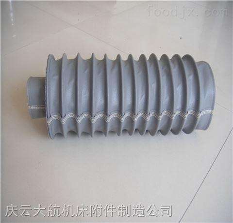 高温涤纶布输送软连接厂家
