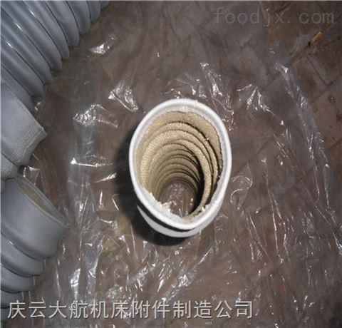 耐高温通风伸缩管厂家坚持原则 不造假