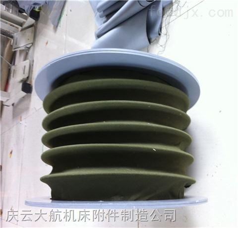 军绿色帆布软连接【可当日发货】