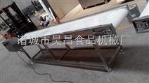昊昌食品輸送帶/不銹鋼網帶輸送機廠家