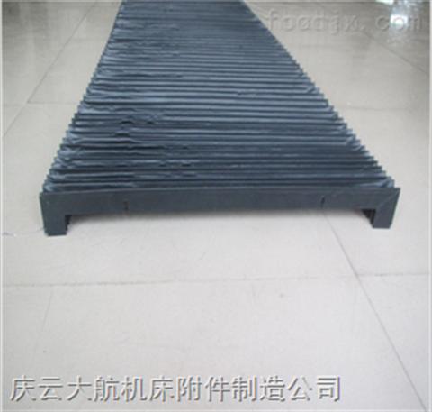 大同石材机械风琴式防护罩