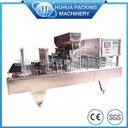 沪华咖啡灌装封口机--沪华机械