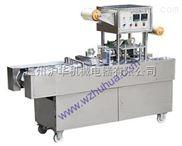 BG系列豆浆类电动灌装封口机--沪华机械