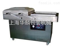 果蔬保→鲜包装设备全自动双室真空包装机