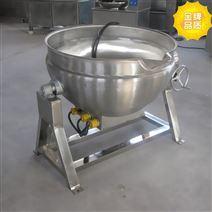 导热油夹层锅设备