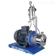 纺织助剂在线乳化泵卧式剪切泵