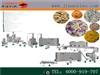 玉米膨化食品机械玉米片生产线