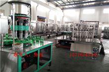 DGCF系列果汁生产线玻璃瓶灌装机