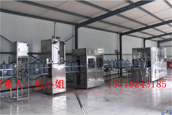 qgf大桶纯净水灌装生产线-产品中心-张家港市锦丰镇