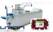 新鲜水果全自动热成型气调包装机