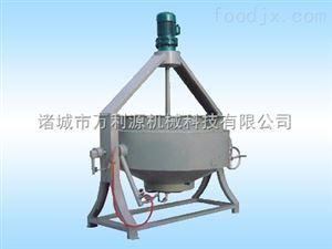 生产自动翻转搅拌夹层锅/侧翻蒸煮锅/立式锅