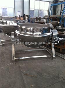 生产电磁加热夹层锅/可倾电夹层锅/青岛夹层锅