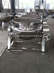 生产电磁夹层锅/自动升温夹层锅/电加热夹层锅