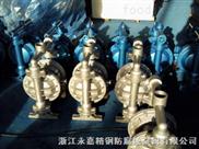 DBY电动隔膜化工泵  不锈钢隔膜泵  耐酸碱隔膜泵