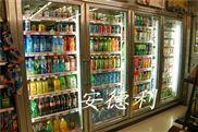 H5-四门饮料冷柜特价