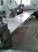食品级皮带输送机,PU材质带,304不锈钢机架
