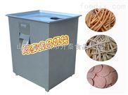 土豆红薯切条机不锈钢电动切马铃薯条机