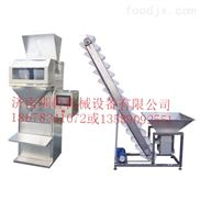 济南圳鲁供应食盐,鸡精,大米等颗粒称重包装机