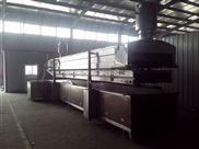 大型油水混合油炸机生产线
