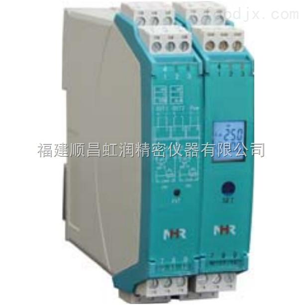 虹润推出nhr-m32智能温度变送器