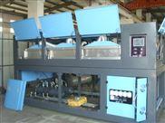 沈阳鑫富涞生产厂家直销半自动吹瓶机|小型水厂用瓶子生产设备