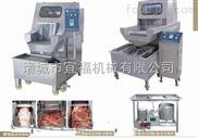ZS-80型-全自动带骨猪肉盐水注射机,鸡肉盐水注射机,牛肉盐水注射机