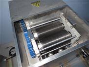 大型中药材超薄全自动切片机 饮片切片丝制机 水产海带切丝机