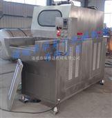 大型不锈钢盐水注射机
