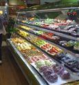 湖州果蔬店冷藏柜,湖州水果保鲜柜,北极洋牌蔬菜冷藏柜