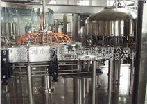 全自動純凈水灌裝設備生產線