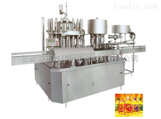 XWD-饮料三合一灌装机械