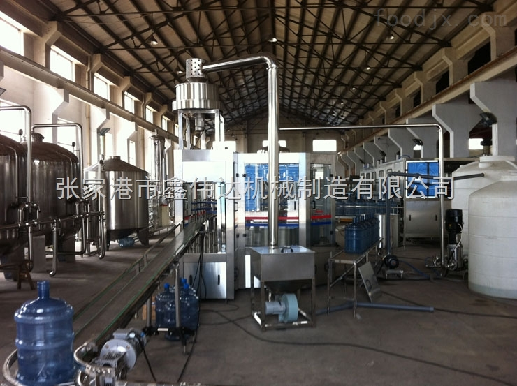 QGF系列-5加仑桶装生产线