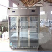 不锈钢展示冷柜,饮料冷藏柜,蔬菜保鲜柜
