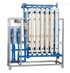 中空纤维超滤水处理山泉水矿泉水必备设备